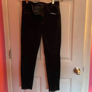 American Eagle high rise jeggings - short